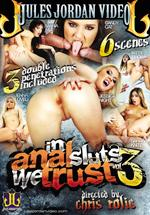 In Anal Sluts We Trust 3 DVD