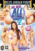 The Best All Internal Cumshots 2 DVD