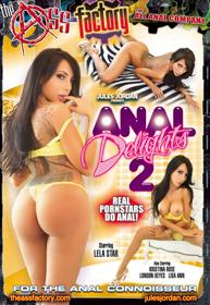 Anal Delights 2 DVD