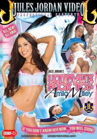 Ultimate Fuck Toy Amia Miley DVD