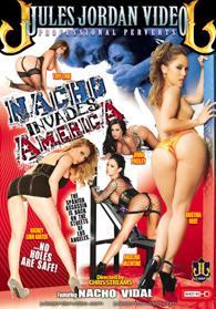 Nacho Invades America DVD