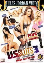 US Sluts 3 DVD