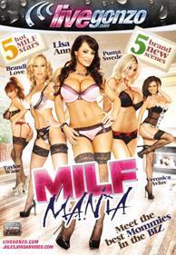 MILF Mania DVD