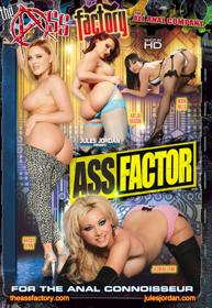 Ass Factor DVD