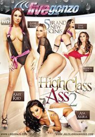 High Class Ass 2 DVD