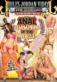 Anal Champions Of The World DVD