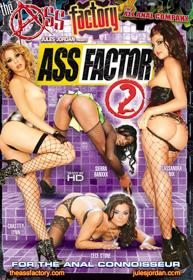 Ass Factor 2 DVD