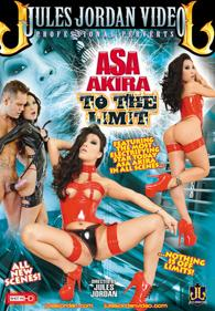 Asa Akira To The Limit DVD