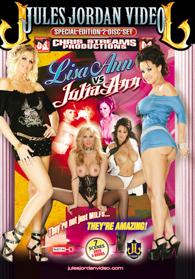 Lisa Ann Vs Julia Ann DVD