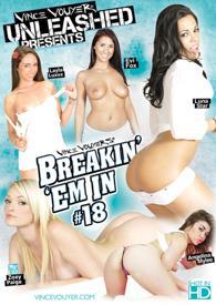 Breakin Em In 18 DVD
