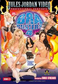 Bra Busters 4 DVD