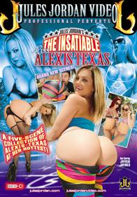 The Insatiable Miss Alexis Texas DVD