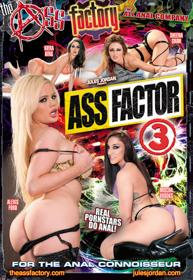 Ass Factor 3 DVD