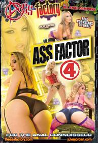 Ass Factor 4 DVD