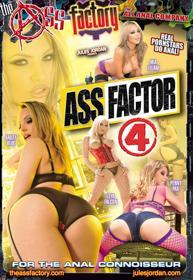 Ass Factor 4 DVD