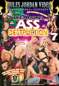 Weapons of Ass Destruction 7 DVD