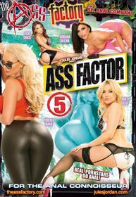 Ass Factor 5 DVD