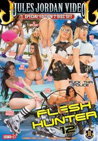 Flesh Hunter 12 DVD