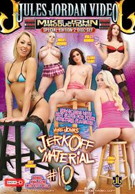 Jerkoff Material 10 DVD