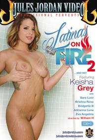 Latinas On Fire 2 DVD