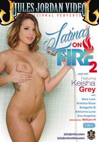 Latinas On Fire 2 DVD