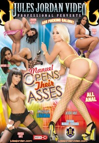 Manuel Opens Their Asses DVD