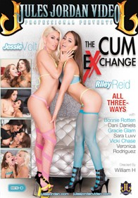 The Cum Exchange DVD