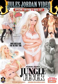 Nikki Benz Jungle Fever DVD