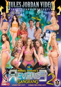 Manuel Ferraras Reverse Gangbang 2 DVD