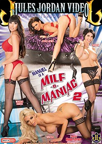 Manuel Is A MILFomaniac 2 DVD
