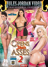 Manuel Opens Their Asses 2 DVD
