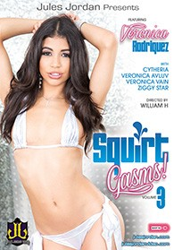 Squirt Gasms! 3 DVD