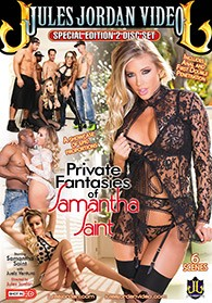 Private Fantasies Of Samantha Saint DVD