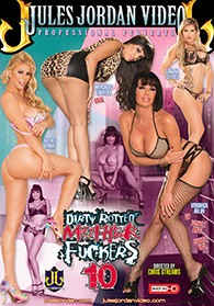 Dirty Rotten Mother Fuckers 10 DVD