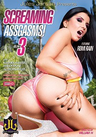 Screaming Ass Gasms! 3 DVD
