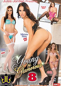 Young and Glamorous 8 DVD