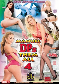 Manuel DPs Them All 4 DVD