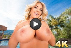 Kayla Kayden's Big Tits Were Made For Fucking