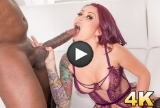 Monique Alexander Gets Massacred By Mandingo's 14 Inch BBC