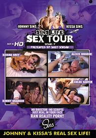 Sins Life: Sex Tour Round 3 DVD