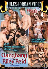 The Gangbang of Riley Reid DVD