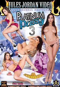 Platinum Pussy 3 DVD