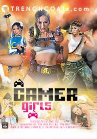 Gamer Girls DVD
