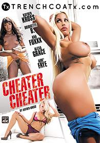 Cheater Cheater DVD