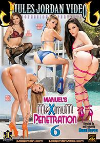 Manuels Maximum Penetration 6 DVD