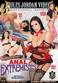 Anal Extremists DVD