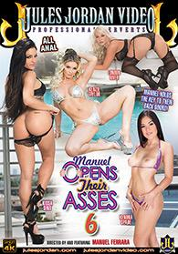 Manuel Opens Their Asses 6 DVD