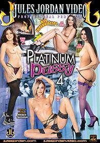 Platinum Pussy 4 DVD