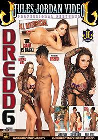 Dredd 6 DVD