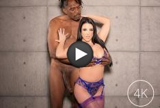 Angela White Has Intense Anal Sex With Dredd's Monster BBC